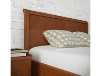 МИЛЕНА Деревянная кровать с интарсией
