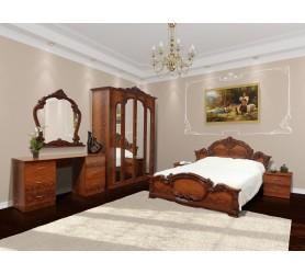 Комплект спальни ИМПЕРИЯ  (Шкаф 4Д)