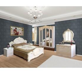 Комплект спальни ИМПЕРИЯ  (Шкаф 6Д)