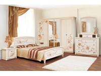 Комплект спальни ВАНЕССА (Шкаф 6Д)