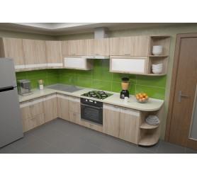 Кухня Ассоль 2.0 Метра