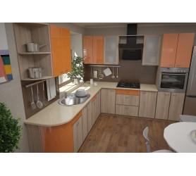 Кухня Карина-3 2.6 Метра